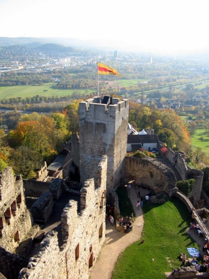 Burg_Rötteln_Blick_vom_Bergfried
