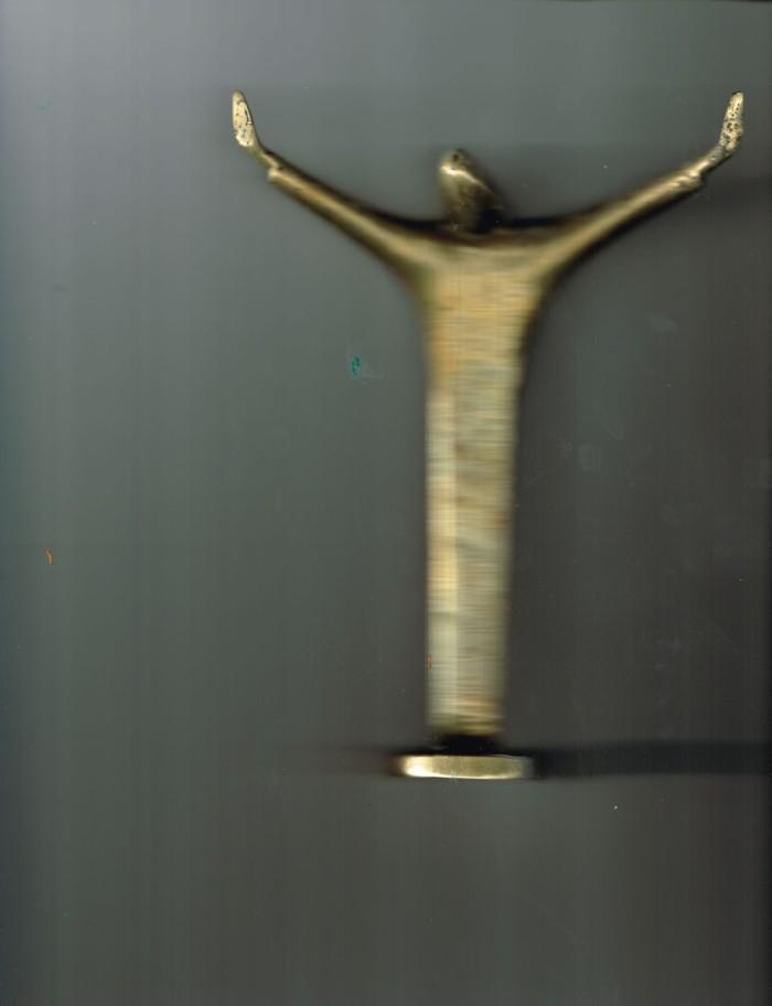 Brass Jesus