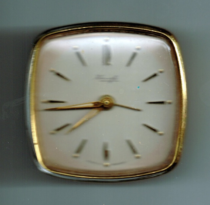Clock Front