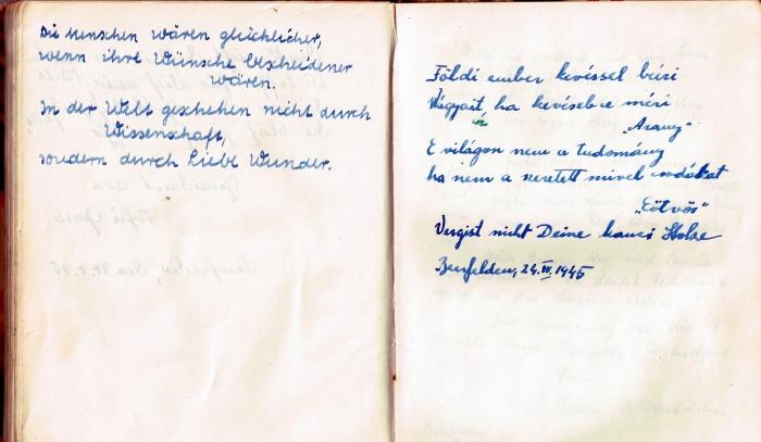 Diary 36