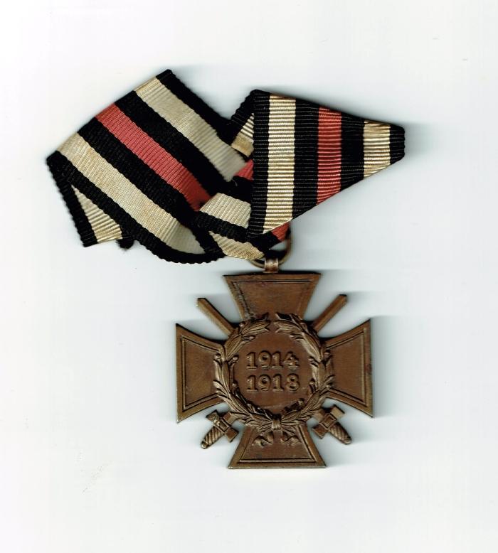 KH Medal Front