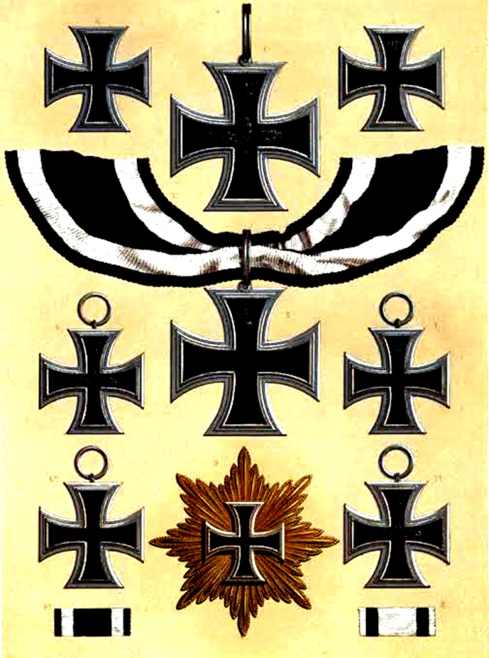 The Iron Cross of Germany