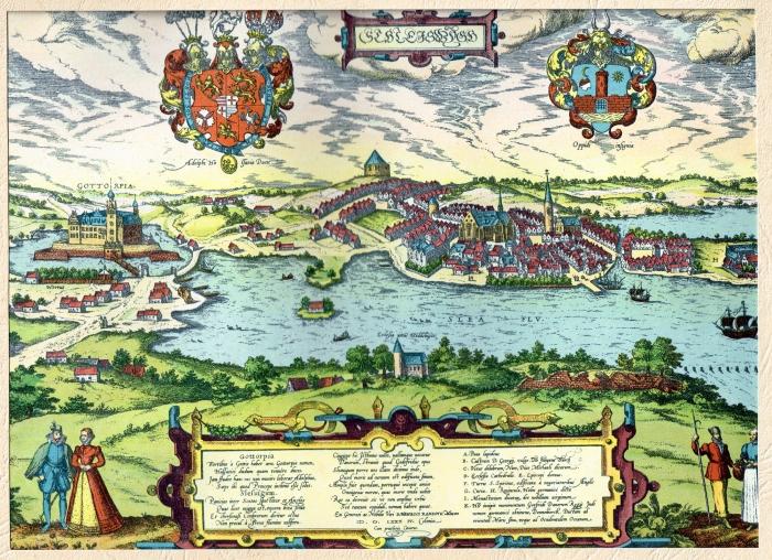 12 German Cites Schleswig