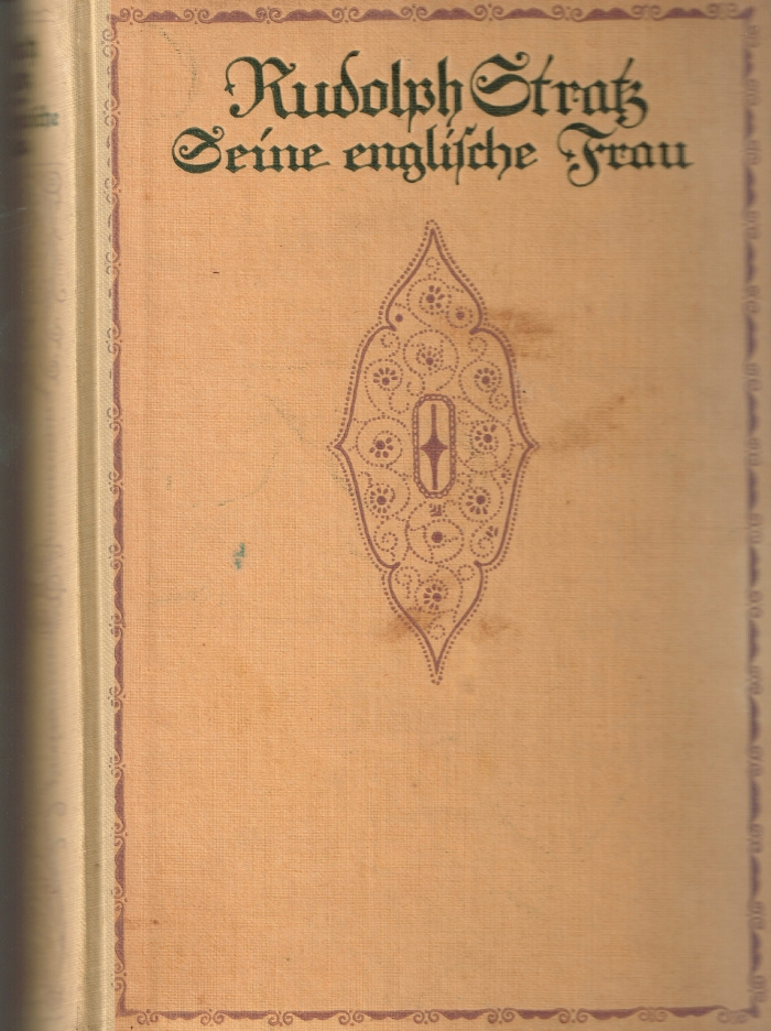 Eine Engliche Frau 1922