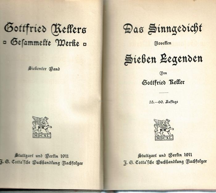 Gottfried Keller 7