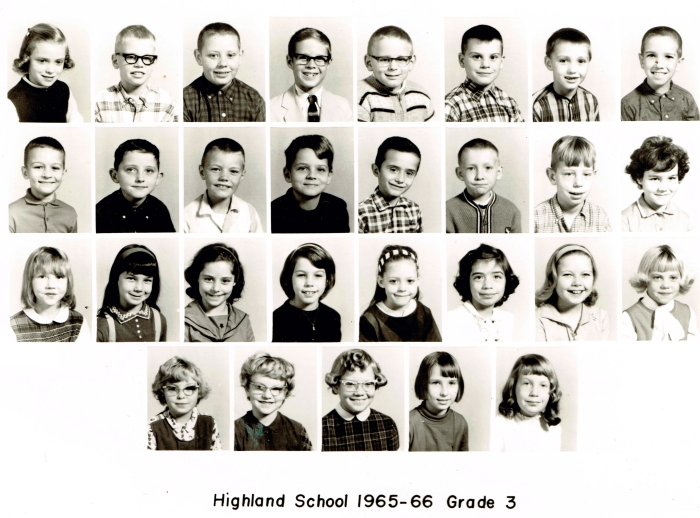 Highland 3rd Grade
