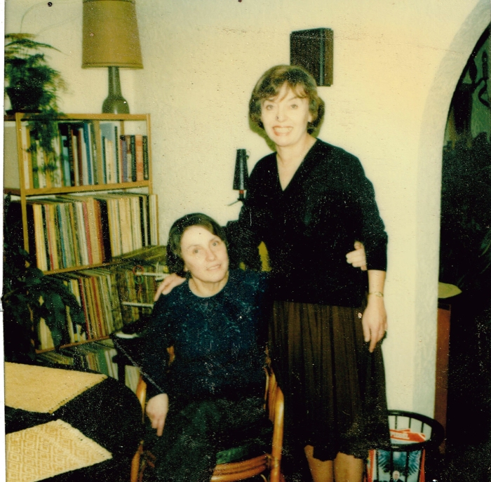 Mutti and Tante Ellen