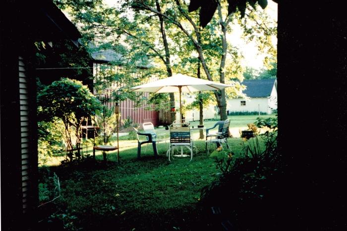 Mutti's Garden