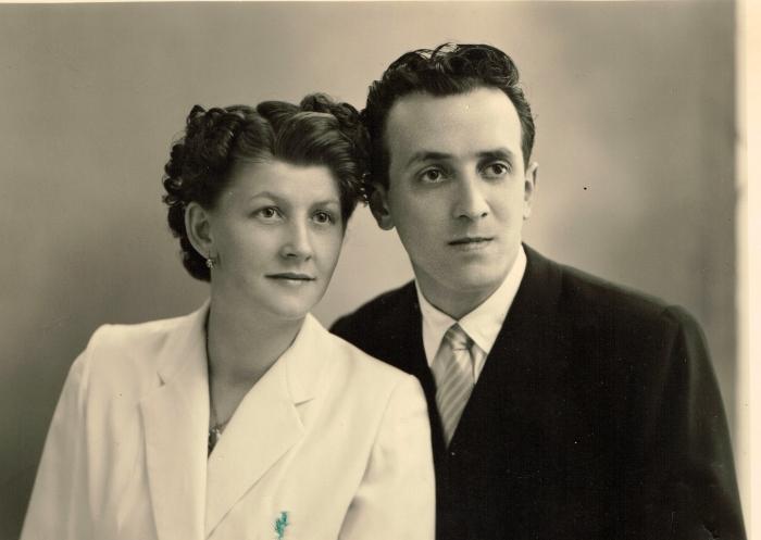 Nonno and Nonna Young