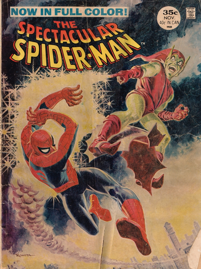 Spiderman 1968